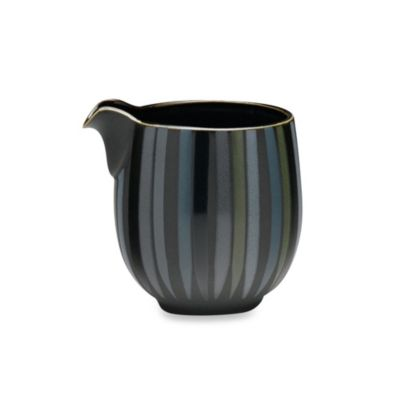 Denby Jet Stripes Creamer