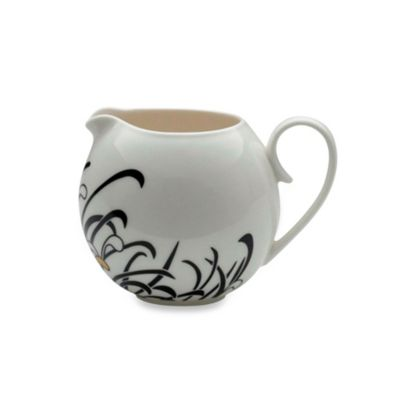 Denby Monsoon Chrysanthemum 10.5-Ounce Creamer