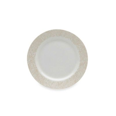 Denby Monsoon Lucille Gold 8 1/2-Inch Salad Plate