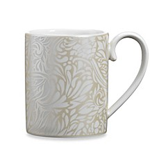Denby Monsoon Lucille 8 1/2-Ounce Mug in Gold
