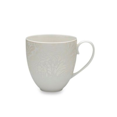 Denby Monsoon Lucille Gold 10-Ounce Large Mug