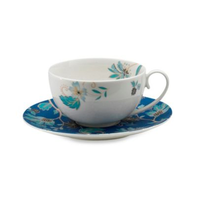Denby Monsoon Veronica 6.3-Inch Tea Saucer