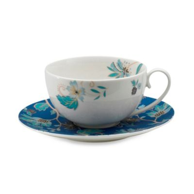 Denby Monsoon Veronica 8.5-Ounce Teacup