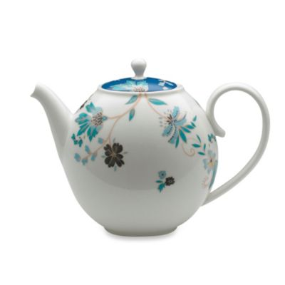 Denby Monsoon Veronica 42.3-Ounce Teapot