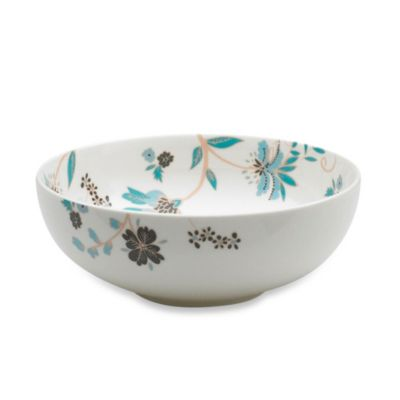 Blue White Soup Cereal Bowl