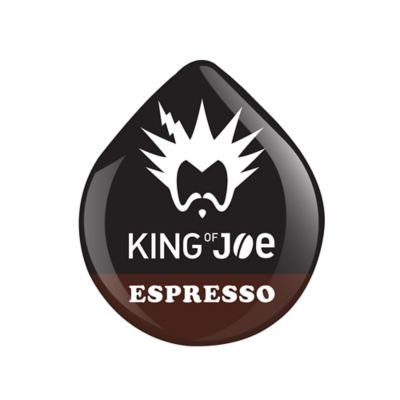 King of Joe 16-Count Espresso T DISCs for Tassimo™ Beverage System