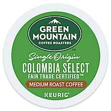 Keurig® K-Cup® Pack 18-Count Green Mountain Coffee® Colombian Fair Trade Select Coffee