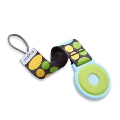 JJ Cole® Pacifier Clip in Multi Circle