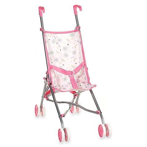 International Playthings Kidoozie™ Cozy Cutie Stroll N' Go Doll Stroller
