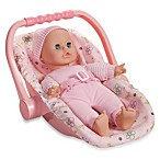 International Playthings Kidoozie™ Cozy Cutie On-The-Go Baby