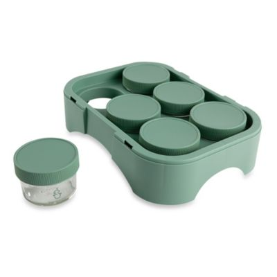 Sage Spoonfuls Glass Storage Essentials Kit