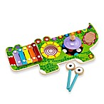 ALEX® Musical Gator Wooden Music Center