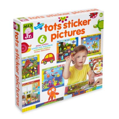 ALEX® Tots Sticker Pictures