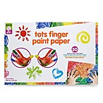ALEX® Tots Finger Paint Paper
