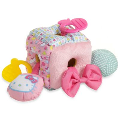 Hello Kitty Activity Cube