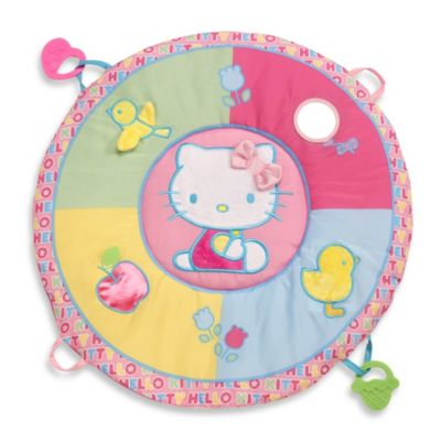 Hello Kitty® Tummy Time Play Mat