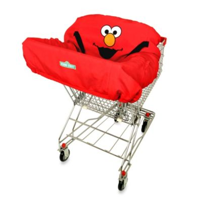 ABC Fun Pads Sesame Street® Elmo Shopping Cart Cover