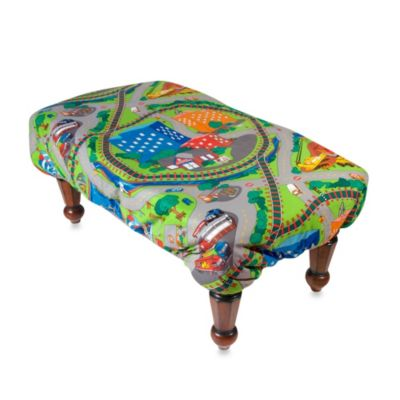 ABC Fun Pads City Adventures Medium Table Cover