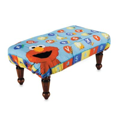 ABC Fun Pads Sesame Place® Elmo Large Safety Table Cover