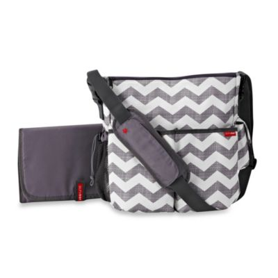 SKIP*HOP® Chevron Duo Diaper Bag
