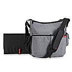 SKIP*HOP® Duo Deluxe Diaper Bag in Heather Gray