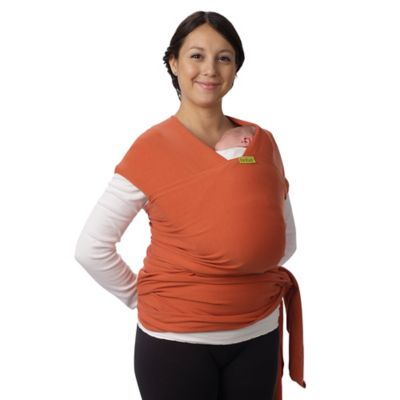 Baby Carriers > boba® Wrap Baby Carrier in Orange