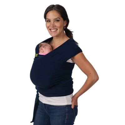 boba® Wrap Baby Carrier in Navy Blue