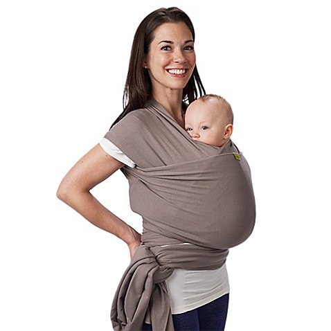Boba 174 Wrap Baby Carrier In Grey Www Buybuybaby Com