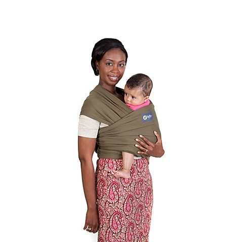 boba® Wrap Baby Carrier in Dark Green