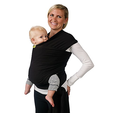 boba® Wrap Baby Carrier in Black