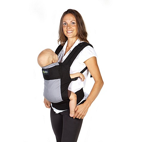 boba® 3G Multi-Position Baby/Child Carrier in Glacier