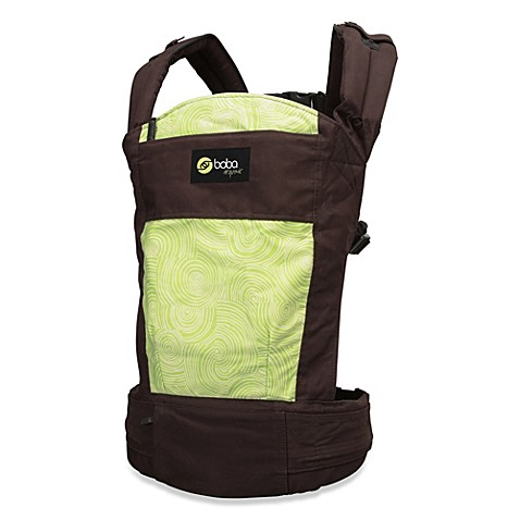 boba® 3G Organic Multi-Position Baby/Child Carrier in Pine