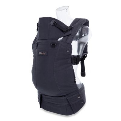 Carriers > Lillebaby® Complete™ Original Baby Carrier in Charcoal/Black