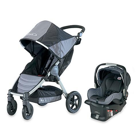 Bob 174 Motion Travel System In Black Buybuy Baby