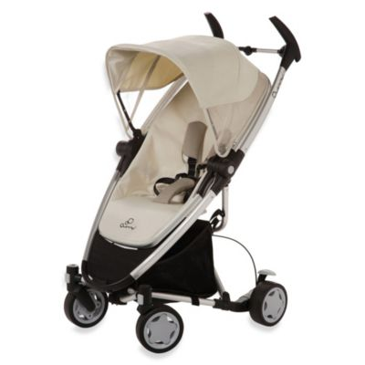 Quinny® Zapp Xtra™ with Folding Seat in Natural Mavis