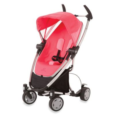 Quinny® Zapp Xtra™ with Folding Seat in Pink Precious