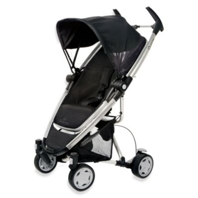 Quinny® Zapp Xtra™ with Folding Seat in Rocking Black
