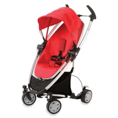 Quinny® Zapp Xtra™ with Folding Seat in Rebel Red
