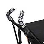 CityGrips Double Handlebar Stroller Grip Covers in Zebra