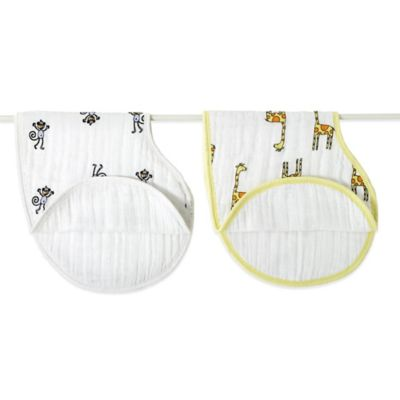 Aden + Anais® Bibs Burp Cloths