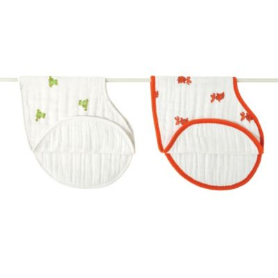 aden® by aden + anais® Burpy Bib 2-Pack in Mod About Baby