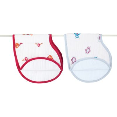 aden™ by aden + anais® Burpy Bib 2-Pack in Monster Mash