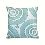 Anthology™ Bungalow Embroidered Square Toss Pillow