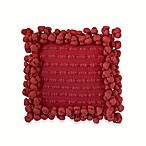 Anthology™ Bungalow Pom Pom Square Toss Pillow