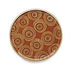 Denby Chilli 13-Inch Round Platter in Deco/Cream