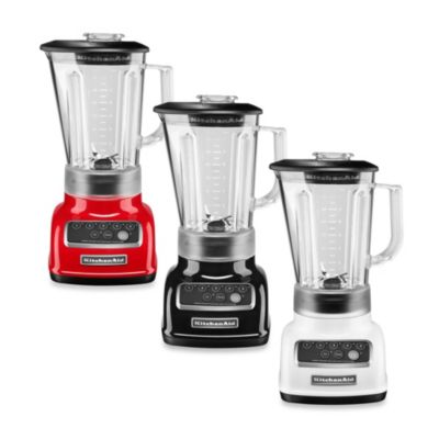 KitchenAid® 5-Speed Classic Blender with Intelli-Speed™ Motor Control in White