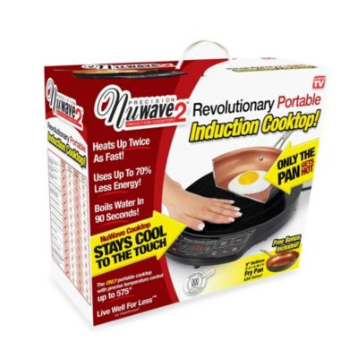 Precision Nuwave2™ Revolutionary Portable Induction Cooktop
