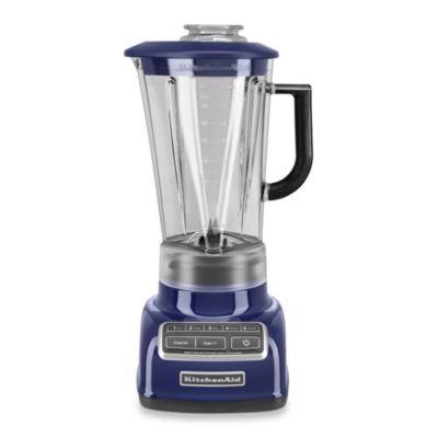 KitchenAid® 5-Speed Diamond Blender in Cobalt Blue