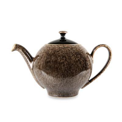 Denby Praline 42-Ounce Teapot