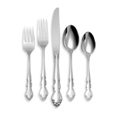Oneida® Dover 5-Piece Flatware Place Setting